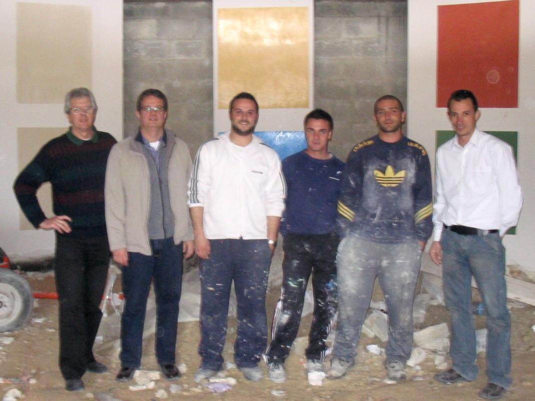 Lime Plaster Malta : IMPEX COLOR  venetian polished plasters, italian plasters, venetian